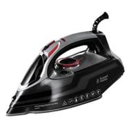 Russell Hobbs Powersteam Ultra 3100 W Vertical Steam Iron 20630 - Black and Grey