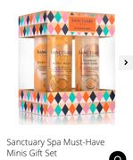 Sanctuary Spa Must-Have Minis Gift Set