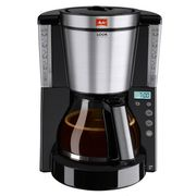 Melitta Look Timer Filter Coffee Machine Black