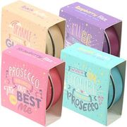 Prosecco Cocktail Flavoured Lip Balm - Assorted