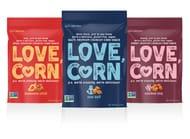Free Love Corn Snack via GreenJinn App