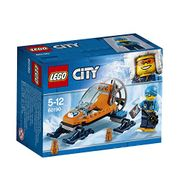 LEGO 60190 City Artic Expedition Ice Glider Playset, Toy Explorer Vehicles