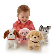 Pitter Patter Pets Playful Puppy Pal - Half Price!