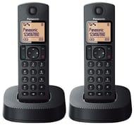 Panasonic KX-TGC312EB Digital Cordless Phone with Nuisance Call Blocker