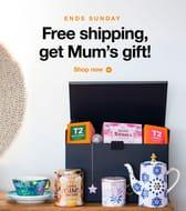 Free Shipping, Get Mum's Gift!