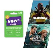 Two Months Nowtv Cinema for £15