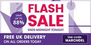 Free UK Delivery on All Orders at the Book People