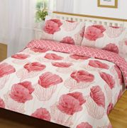 Floral Duvet Set, Double