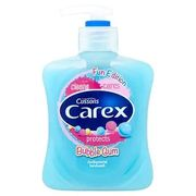 Carex Bubblegum Hand Wash