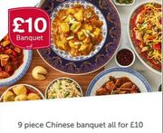 Iceland Chinese Banquet for £10!