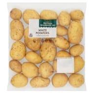 Morrisons White Potatoes 2.5kg £1.50 2 for Only £2