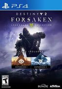Destiny 2 Forsaken - Legendary Collection PS4 (EU)