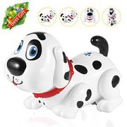 UOKOO Electronic Dog, Touch with Chasing, Walking, Dancing, Music