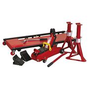 5pc 2tonne Lifting Kit with Trolley