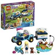 Stephanie's Toy Buggy Lego