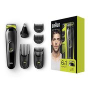 Braun 6-in-1 All-in-One Trimmer, Beard Trimmer and Hair Clipper