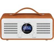SANDSTROM Portable DAB+/FM Bluetooth Radio £44.99 with Code
