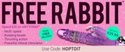 Free Rabbit with Every £30 Purchase