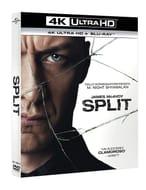 Split 4K Ultra HD + Blu-Ray (Free Delivery)