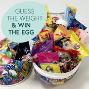 WIn a Massive Easter Egg Full of Sweets