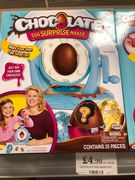 Chocolate Egg Maker - Instore Home Bargains