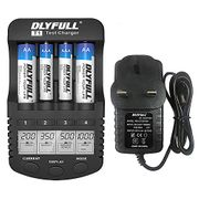 Lightning and Voucher AA Battery Charger