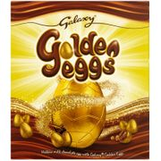 Galaxy Golden Eggs Easter Egg 80g £1 at B&m