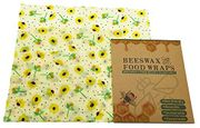 Go Cling Film Free! Beeswax Food Wraps
