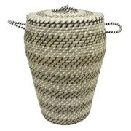 *HALF PRICE* Elements Seagrass Laundry Basket Free C&C