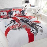 England Football Duvet Set, Single (Double £9.99)