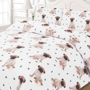 PUG Duvet Set, King Size (Also Single&double)