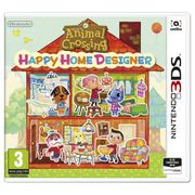 Animal Crossing: Happy Home Designer 3DS Game - More Than HALF PRICE!
