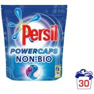 Persil Non Bio Powercaps 30 Washes 810g