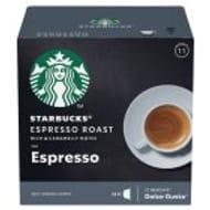 Starbucks by Nescafe Dolce Gusto Espresso Dark Roast Coffee Pods 12 X 5.5g