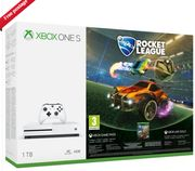 Microsoft Xbox One S 1TB Console White with Rocket League Bundle Only £192.99