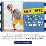 Buy Petit Breton for FREE UK Shipping