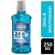 Oral-B Fresh Breath Alcohol Free Mouthwash 250ml
