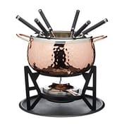 KitchenCraft Artes Luxury 6-Person Swiss Fondue Set