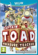 Captain Toad: Treasure Tracker Nintendo Wii U - Game Code