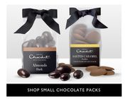 Buy Two Small Packs for £10 from Hotel Chocolat