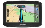 """TomTom Start 52 5"""" Sat Nav UK and ROI Lifetime Maps Updates & Lane Assist"""
