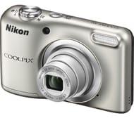 NIKON COOLPIX A10 Compact Camera - Silver