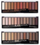 42% off - Rimmel Magnif'eyes 12 Pan Eyeshadow Palettes