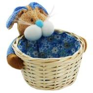 Cute, Easter Bunny Basket