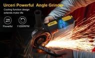 70% Off! Angle Grinder 1250W 220V 11000 RPM