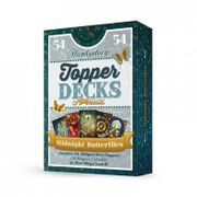 Midnight Butterflies Topper Deck**Buy Any 4 Topper Decks for £21.96