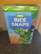 510g Asda Rice Snaps