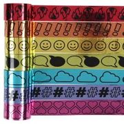 Rainbow  Icon Tapes - Set of 7
