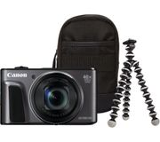 *SAVE £150* CANON PowerShot SX720 HS Superzoom Compact Camera & Travel Kit