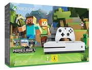 Xbox One S 500GB with Minecraft Only £195.99